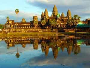 Туры в Камбоджу
